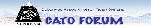 CATO Forum